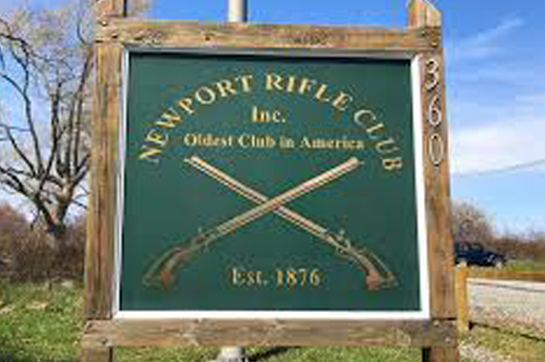 Newport Rifle Club on Aquidneck Island